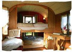 Smart Bus Conversion Ideas To Camper For Amazing Trips (41)