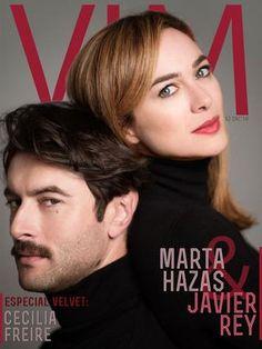 VIM Magazine - Diciembre #42  Ya online el número 42 de VIM Magazine, dedicado al final de 'Velvet', con Marta Hazas y Javier Rey en portada.