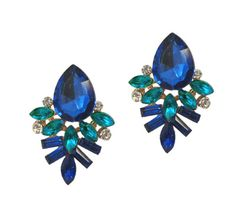 Navy-Blue-Earrings