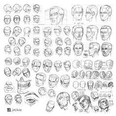Anatomy Cheat sheets by James Ng - Imgur