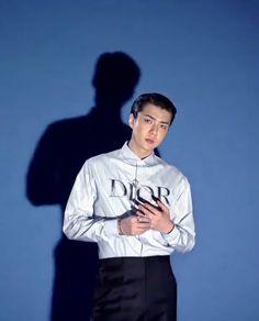 세 훈 Sehun Dior Men 201013