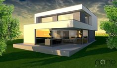 NANO architecten - Projecten - Nieuwbouw - # 34 Exterior, Mansions, House Styles, Detail, Home Decor, Luxury Houses, Interior Design, Outdoor Rooms, Home Interior Design