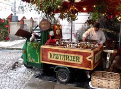Berlin Christmas Markets - this is a great market been twice