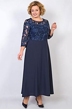 Модель 109 17 темно-синий TricoTex Style TricoTex Style: 109 17 Cut-Off-Kleid entlang der Taille mit länglichem, ausgestelltem Rock aus leichtem Canvas Plus Size Cocktail Dresses, Evening Dresses Plus Size, Plus Size Dresses, Modest Dresses, Elegant Dresses, Formal Dresses, African Fashion Dresses, African Dress, Mother Of The Bride Fashion