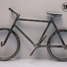 #keyhanger #bike #bicycle #steel #home #handmade #tmproject #frostyle #concept #passion #poland #homedecor #design #dizajn #tomaszmroz
