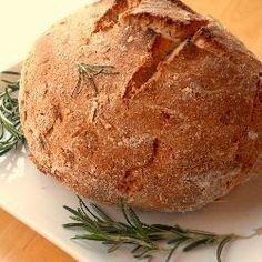 Honey and rosemary soda bread @ http://allrecipes.co.uk