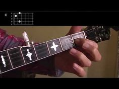 Beginning Bluegrass Banjo - Lesson 08 - The C chord - how to play and practice - YouTube