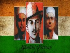 HOMAGE TO GREAT MARTYRS OF INDIA
