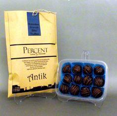 Antik acıbadem aromalı truffles www.cikolatalazimmi.com