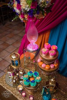 Inspiration Z's Birthday / Moroccan - Photo Gallery at Catch My Party
