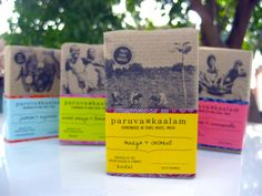 Fair Trade Soap | Packaging Design - Food & Beverages | Ambalaj