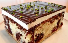 Kuchen & Desserts: Donauwellen - Kuchen + Desserts - DAS HAUS