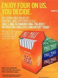 Get your Off Pall Mall Cigarette Coupons September Mall Cigarette Coupons, printable pall mall cigarette coupons, free printable Pall Mall Cigarette Coupons, pall mall promo codes, Cigarette Coupons Free Printable, Free Printable Coupons, Print Coupons, Free Printables, E Cigarette Brands, Vintage Cigarette Ads, American Spirit Cigarettes, Free Coupons Online, Marlboro Coupons