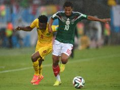 Mexico should have emerged as comfortable winners against the African side, after Giovanni Dos Santos saw two legitimate goals chalked off f...