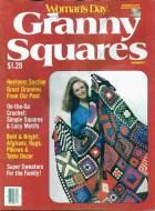 Price $4.19 Womans Day Granny Squares Heirloom Section Afghans Rugs Pillows Sweaters Crochet This is a copy of the Womans Day Granny Squares magazine....