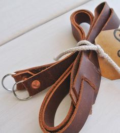 Leather Camera Strap | Collections On Tour | Stock & Barrel | Scoutmob Shoppe | Product Detail