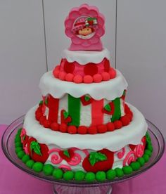 strawberry shortcake party ECHOE - Lose Yourself (Eminem rock Cute short natural hair style-her whole style here is gorgeous More Fashion a. Lose Yourself, Cupcakes, Cupcake Cakes, Handmade Ice Cream, Strawberry Shortcake Birthday, Pretty Cakes, Birthday Parties, Birthday Ideas, 7th Birthday