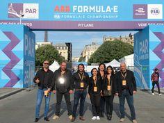 L'équipe Yadea France vous attend au Allianz e-village !