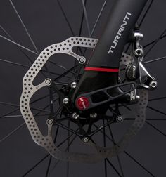 GTH - Avon Black, SRAM Red, Arctic Silver - Turanti | Flickr - Photo Sharing!