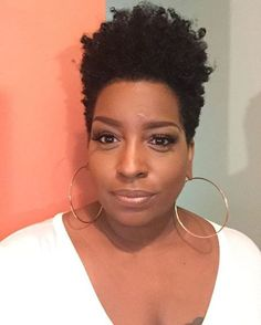 I just uploaded my very 1st YouTube video! If you'd like to see my wash n go routine using my TreBella Wigs natural hair products please click the link in the bio. PS: be gentle, it's my first time.