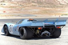 Great Gulf: is this the ultimate Porsche 917? by CAR Magazine