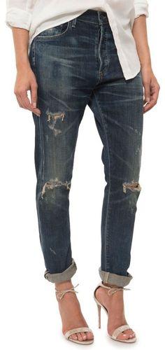 4becf6fc88b136 Die 22 besten Bilder von citizens of humanity corey slouchy jeans ...