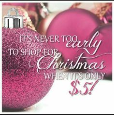Everything at Paparazzi Jewelry & Accessories are only $5!!! Why spend $50-$500 on a Christmas gift when you could spend $5?!!  go to my website to see all of the beautiful pieces of jewelry & hair accessories !  http://paparazziaccessories.com/56344