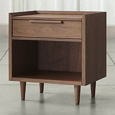 Crate & Barrel - Tate Nightstand $399