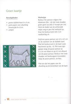 Gallery.ru / Фото #34 - Francien van Westering - Katten borduren met francien - anfisa1