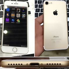 iPhone 7 Working Prototype For The First Time Leaked