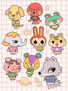 Marker Kunst, Marker Art, Pretty Art, Cute Art, Aya Takano, Animal Crossing Fan Art, Vintage Cartoon, Cute Drawings, Art Boards