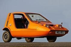 Bond Bug, a British Microcar