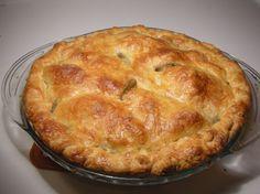 Flaky buttery Pie Crust