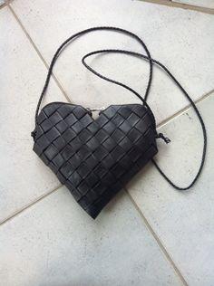 Hjerte taske - Britta Hjorth