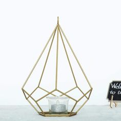 Purchase Latest Trending Decorative Supplies for Home and Party Space from Tableclothsfactory. Stock Up On Geometric Candle Holder and Geometric Design Flower Stand Centerpieces and Metal Terrariums. Geometric Candle Holder, Candle Stand, Candle Holder Set, Tealight Candle Holders, Tea Light Candles, Tea Lights, Hanging Candles, Geometric Flower, Flower Stands