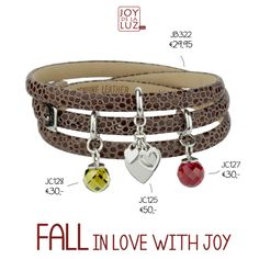 Joy de la Luz | Fall in Love with Joy