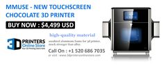 3D Printers Online Store' is a premier online hub to receive all kinds of cheap and affordable 3D printers, 3D printing kits, 3D scanners and filaments etc. easily. Get the most popular desktop 3D printers, industrial 3D printers and DIY 3D printing kits right to your doorsteps. Contact us today.