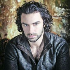 Oh my gosh !! I can't stop SWOONING Over this picture of  GORGEOUS Aidan Turner !!! ❤❤❤❤