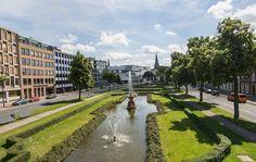 Arnhem, Janssingel, foto Martijn Baudoin