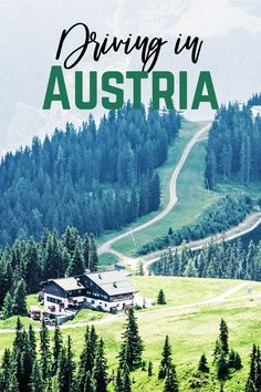 Driving in Austria – step into Austria's gorgeous countryside with this road trip guide Road Trip Europe, Europe Travel Tips, Travel Guides, Travel Destinations, Road Trips, European Destination, European Travel, Wachau Valley, Austria Travel