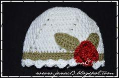 ...blog bez mena...: Čiapky a klobúčiky