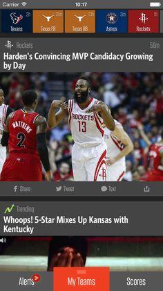 The Best Sports Apps http://ift.tt/1MzcJya