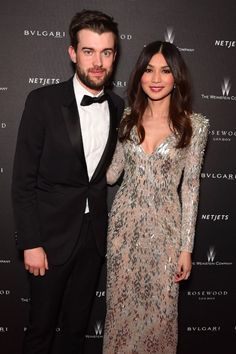 Pin for Later: 27 Times We Wished We Were Jack Whitehall and Gemma Chan