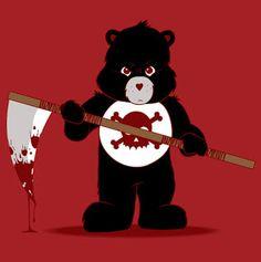 Care Bears: Scary Care Bear Halloween