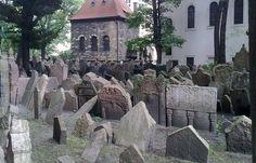 С древних времён евреи называли кладбище садом. Попадая на еврейское кладбище в Праге, понимаешь почему. Старые деревья, могилы, заросшие травой, бесчисленное количество надгробий – лабиринт судеб, от которых остались только камни.