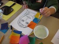 Self-Portrait Workshop - Paul Klee | TeachKidsArt