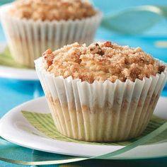 Jumbo Banana-Pecan Muffins Recipe from Taste of Home