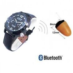 Secret communications need special spy devices like spy bluetooth watch earpiece can give what it takes and one can buy nano earpieces online india and delhi.