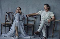 Angelina Jolie and Brad Pitt for Vanity Fair Italia