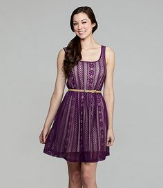 Shower dress? :) Available at Dillards.com